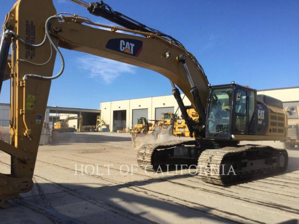 Detail photo of 2018 Caterpillar 349F from Construction Equipment Guide