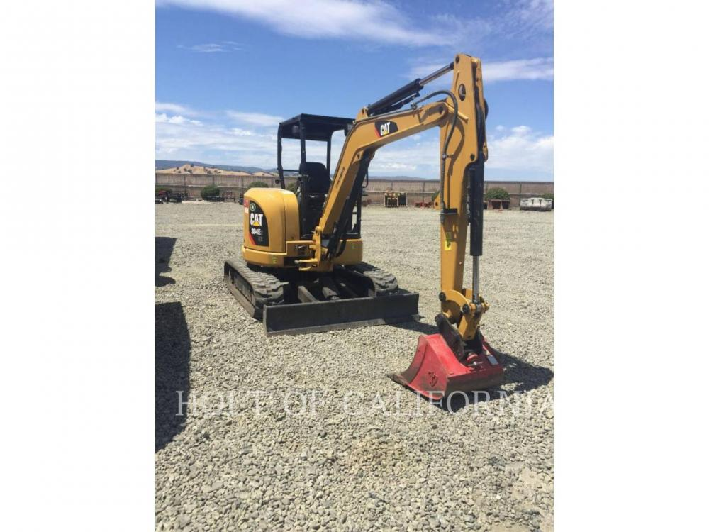 Detail photo of 2016 Caterpillar 304E2 from Construction Equipment Guide