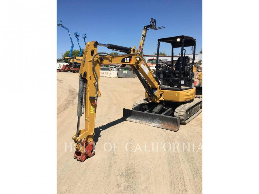 Detail photo of 2017 Caterpillar 303.5E2 from Construction Equipment Guide
