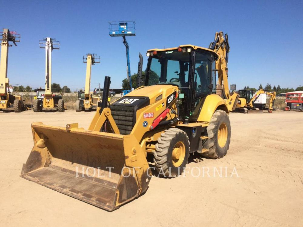 Detail photo of 2016 Caterpillar 430F2 HRC from Construction Equipment Guide