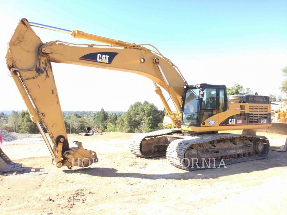 Detail photo of 2006 Caterpillar 345CL from Construction Equipment Guide