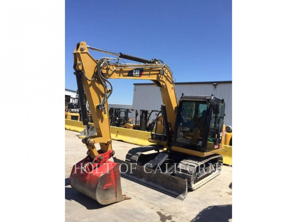 Detail photo of 2017 Caterpillar 307E2 from Construction Equipment Guide