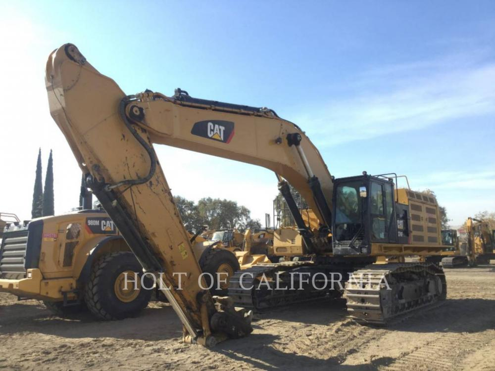 Detail photo of 2018 Caterpillar 374F from Construction Equipment Guide