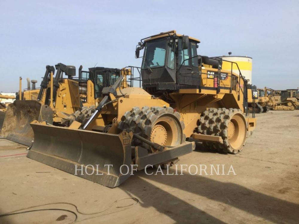Detail photo of 2018 Caterpillar 825K from Construction Equipment Guide