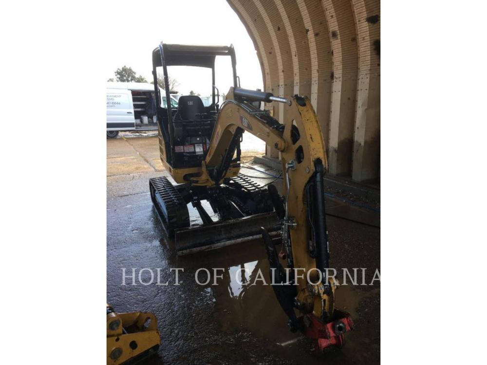 Detail photo of 2017 Caterpillar 302.4D from Construction Equipment Guide