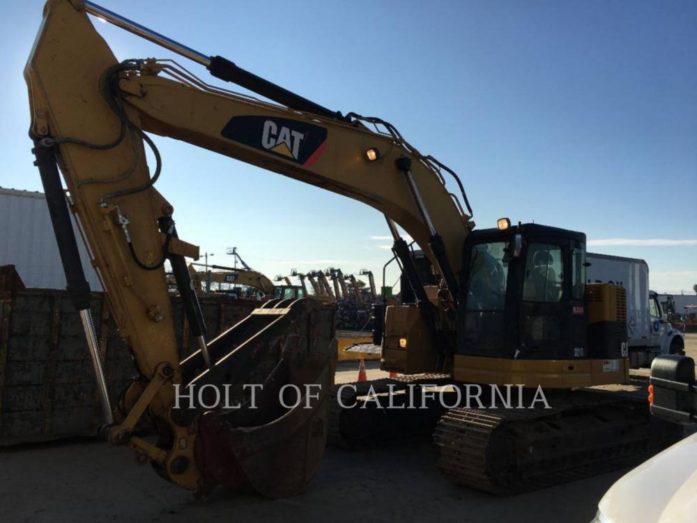 Detail photo of 2014 Caterpillar 321D from Construction Equipment Guide