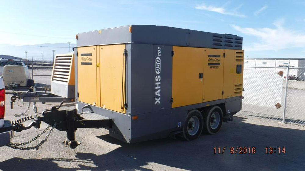 Detail photo of 2012 Atlas Copco XAHS950 from Construction Equipment Guide