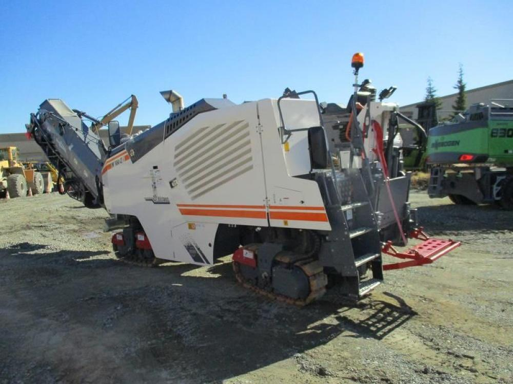 Detail photo of 2016 Wirtgen  W100CFI from Construction Equipment Guide