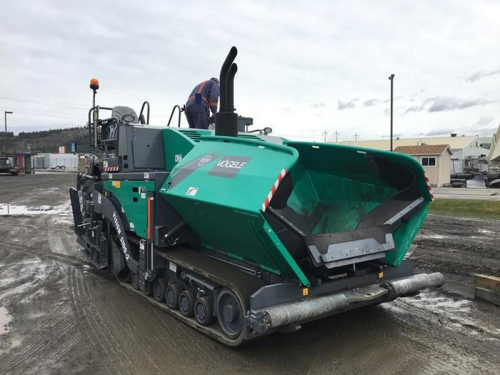 Detail photo of 2016 VÖGELE 5100-2 from Construction Equipment Guide