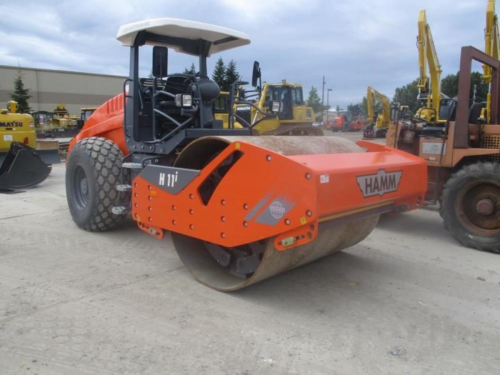Detail photo of 2016 Hamm H11I from Construction Equipment Guide