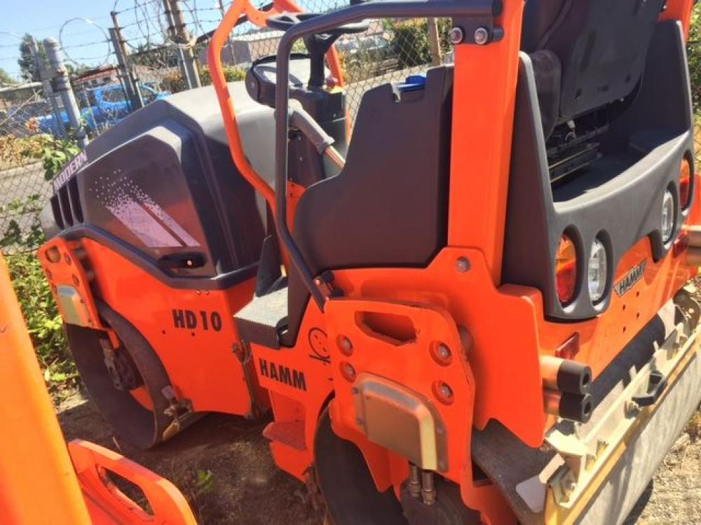 Detail photo of 2015 Hamm HD 10VO from Construction Equipment Guide