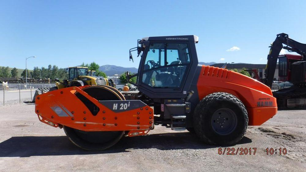 Detail photo of 2014 Hamm H20I from Construction Equipment Guide