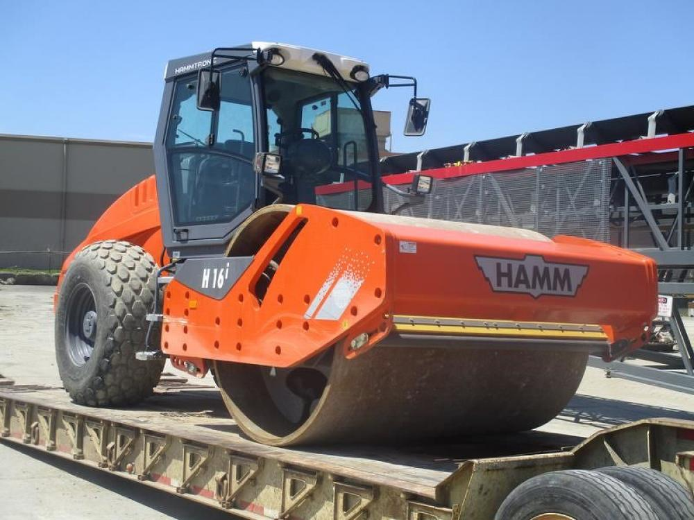 Detail photo of 2015 Hamm H16I from Construction Equipment Guide