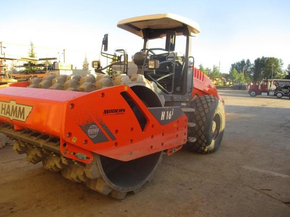 Detail photo of 2016 Hamm H16I from Construction Equipment Guide