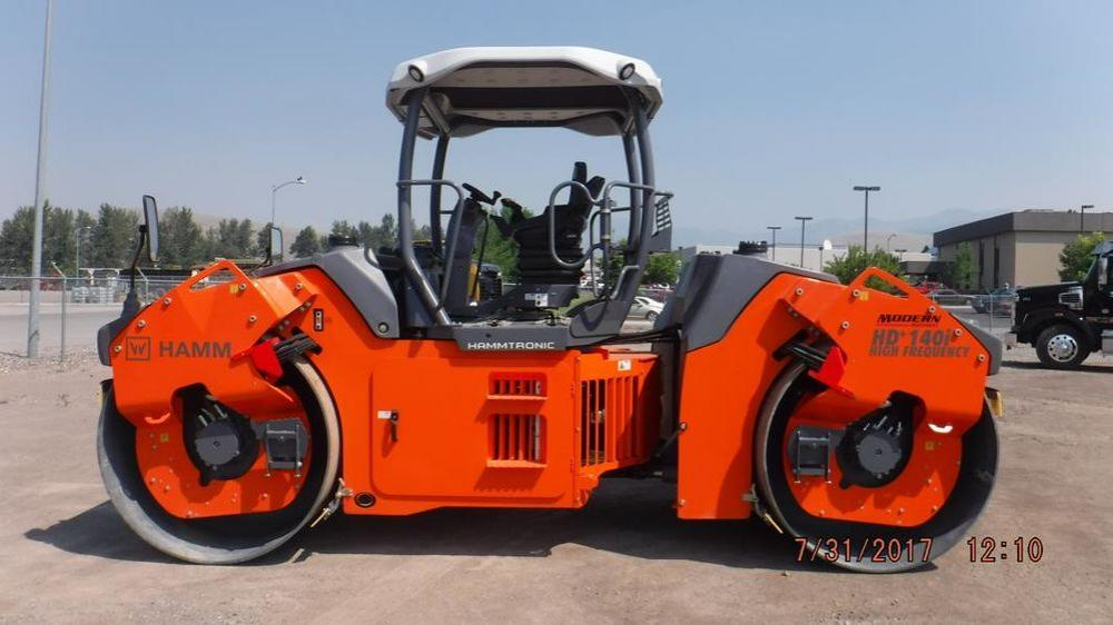 Detail photo of 2017 Hamm HD+ 140IVVHF from Construction Equipment Guide