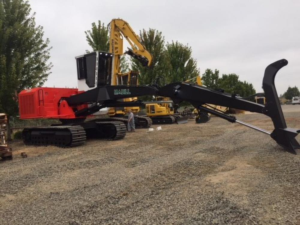 Detail photo of 2018 Madill 3000 from Construction Equipment Guide