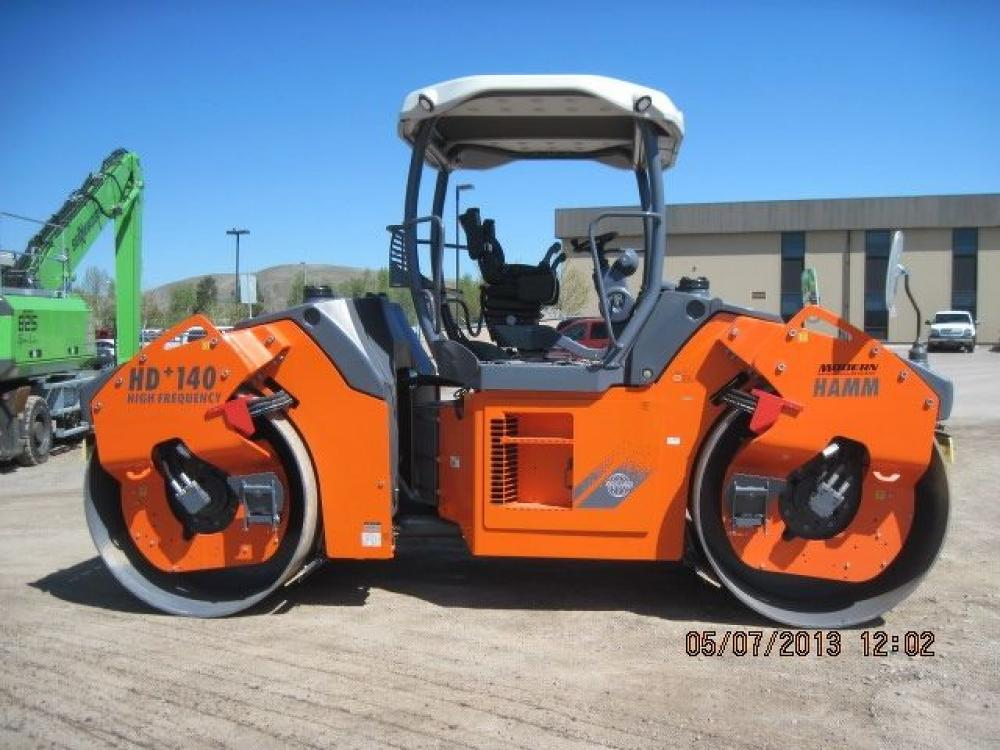 Detail photo of 2013 Hamm HD+ 140VVHF from Construction Equipment Guide
