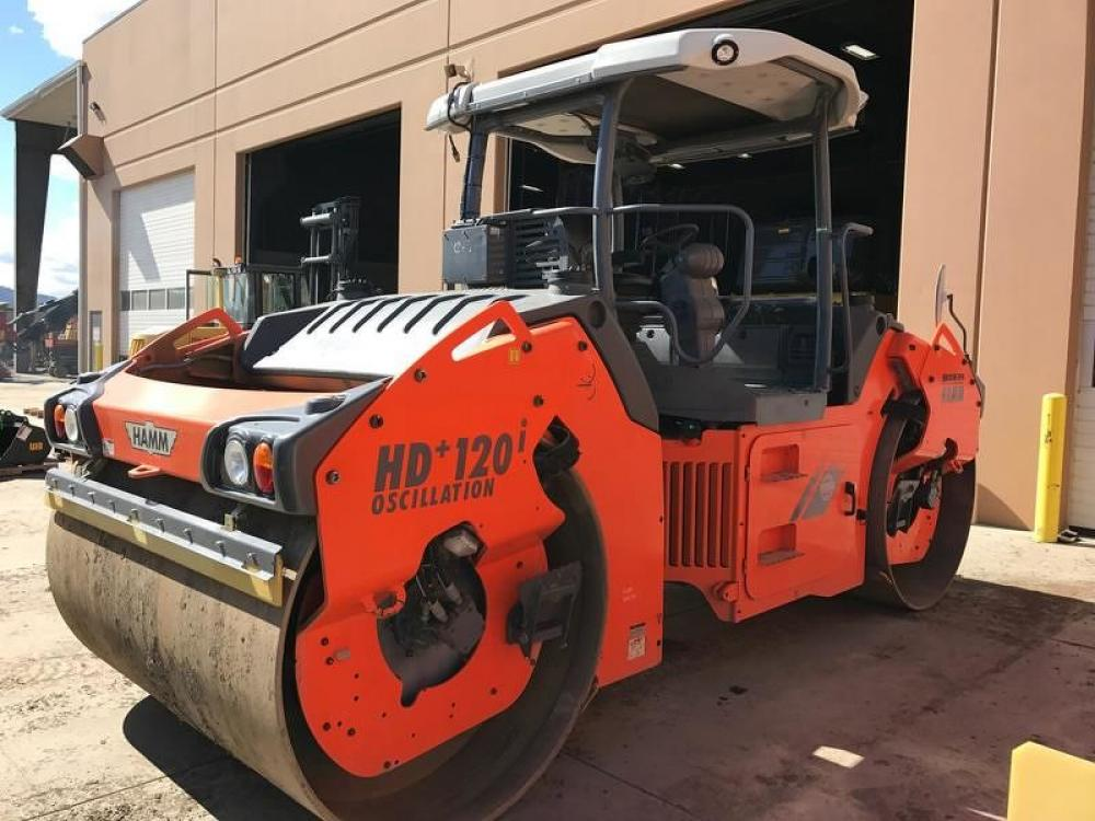 Detail photo of 2014 Hamm HD+ 120IV from Construction Equipment Guide
