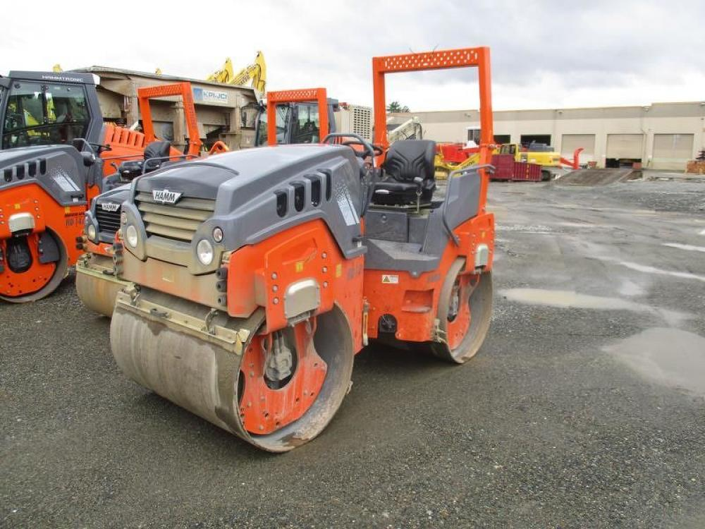 Detail photo of 2016 Hamm HD 13IVV from Construction Equipment Guide