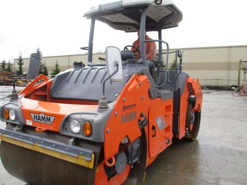 Detail photo of 2015 Hamm HD+ 110IVO from Construction Equipment Guide