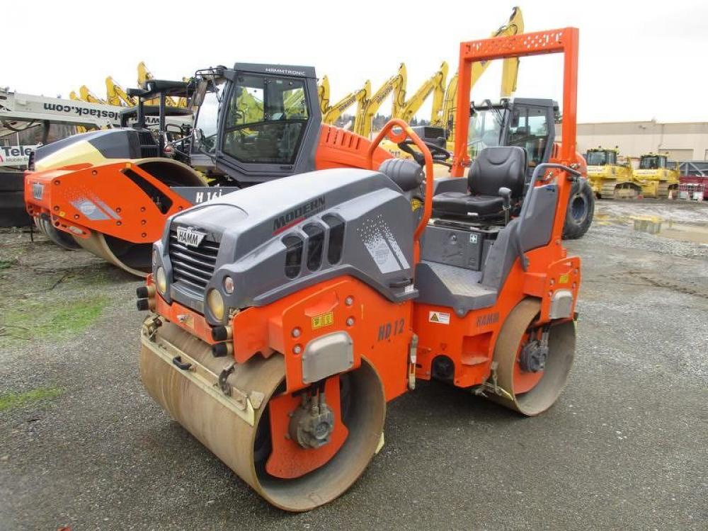Detail photo of 2015 Hamm HD 12VV from Construction Equipment Guide