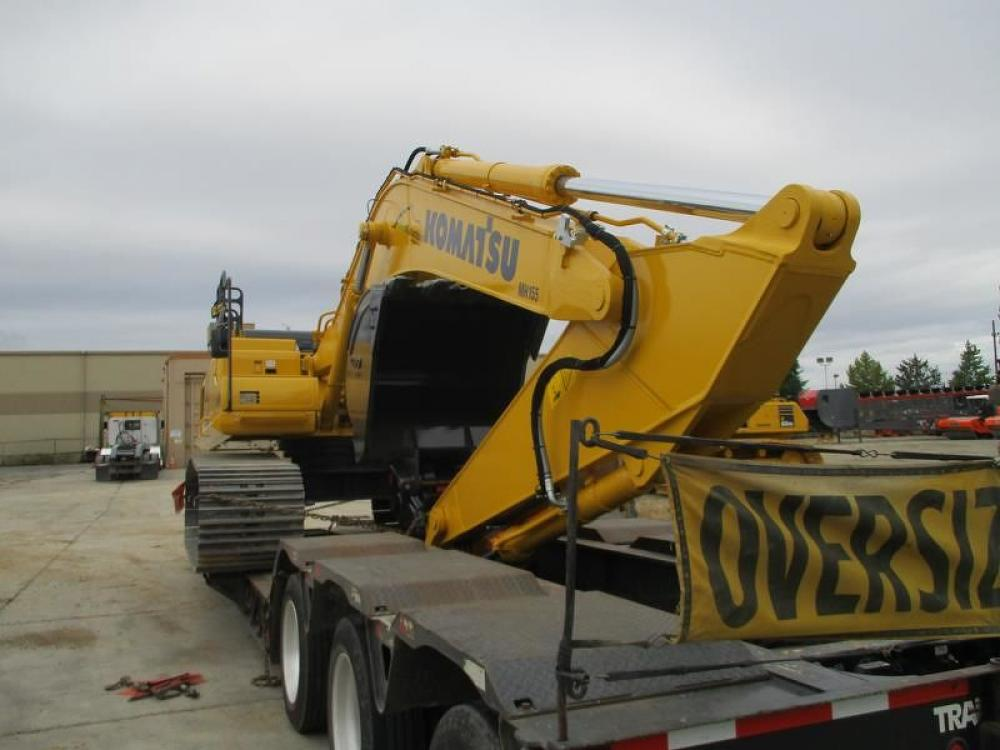 Detail photo of 2017 Komatsu PC360LC-11 from Construction Equipment Guide