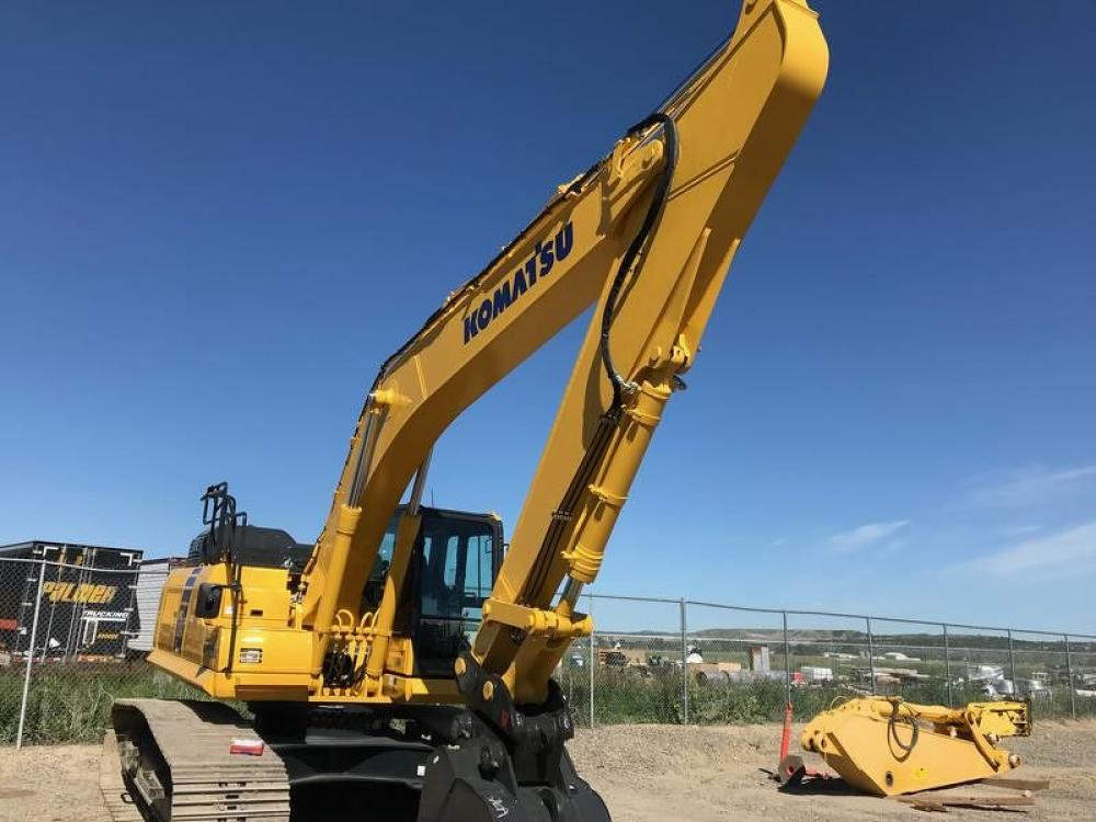 Detail photo of 2018 Komatsu PC290LC-11 from Construction Equipment Guide