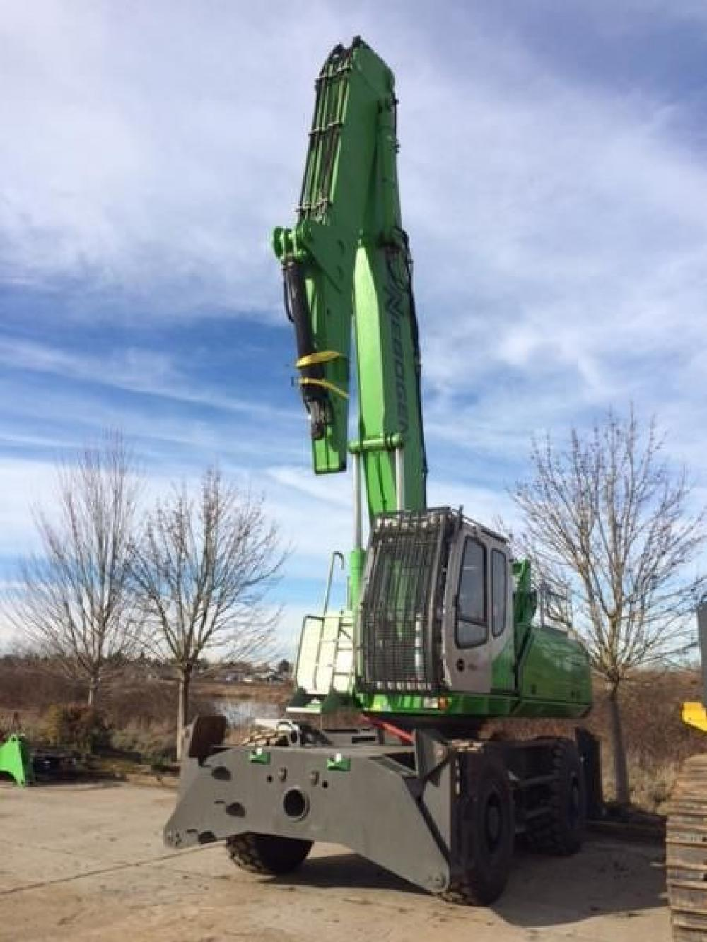 Detail photo of 2014 Sennebogen 830M-HDS from Construction Equipment Guide