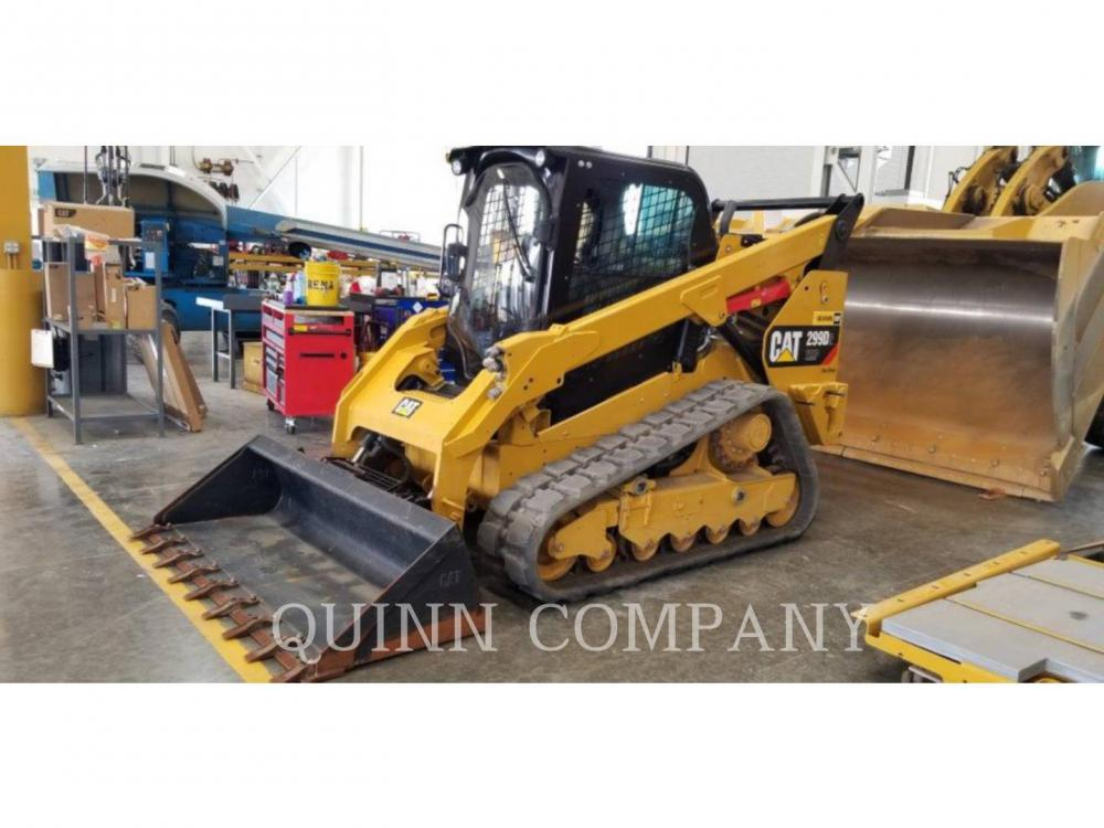 Detail photo of 2016 Caterpillar 299D XHP II from Construction Equipment Guide