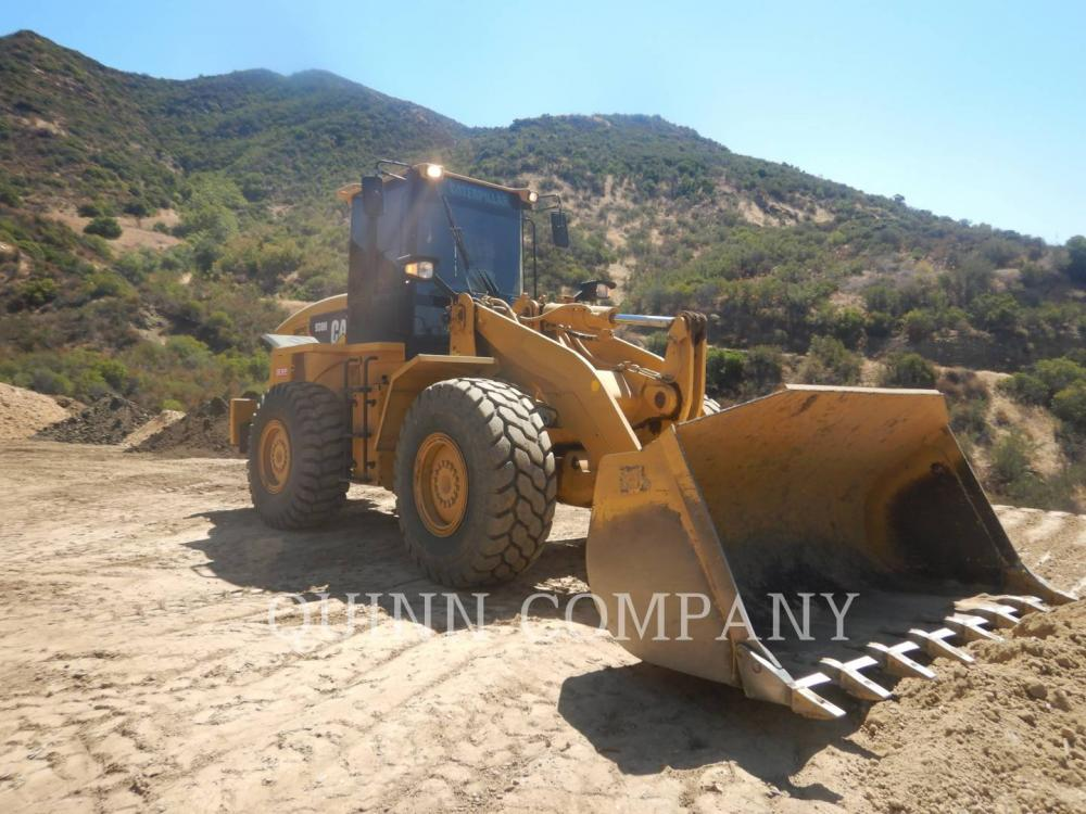 Detail photo of 2011 Caterpillar 938H from Construction Equipment Guide