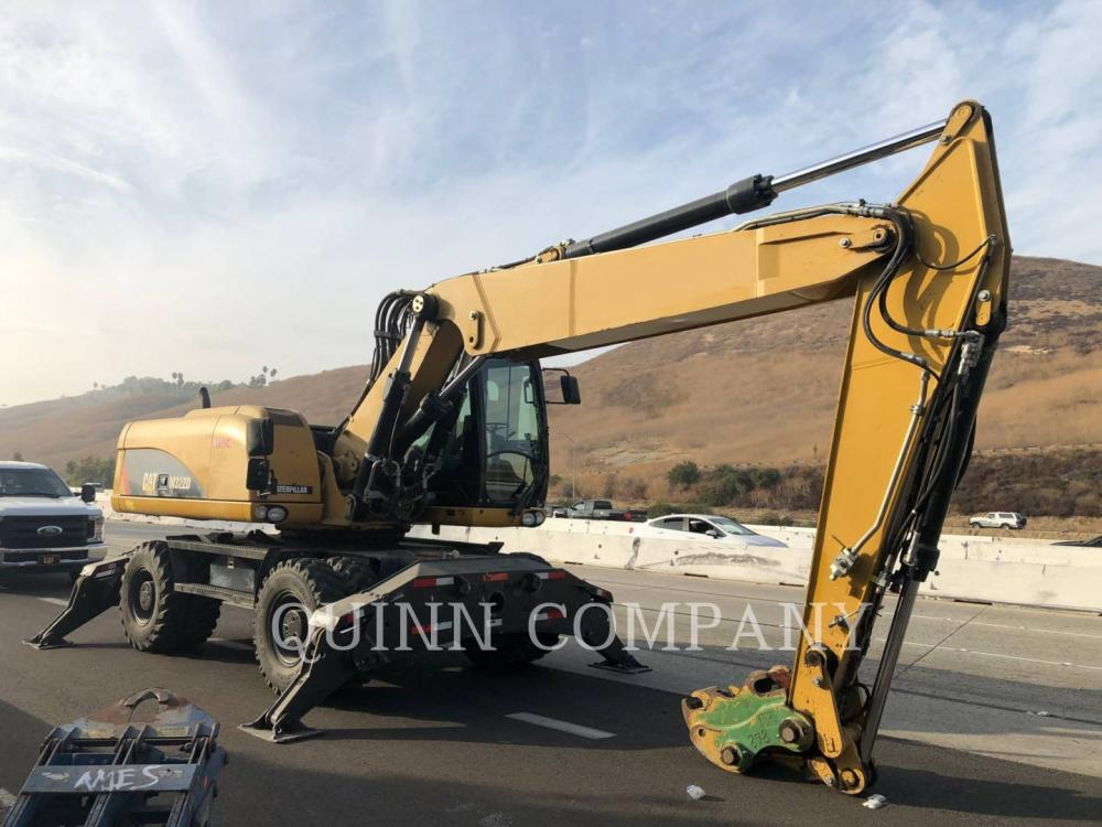 Detail photo of 2011 Caterpillar M322D from Construction Equipment Guide