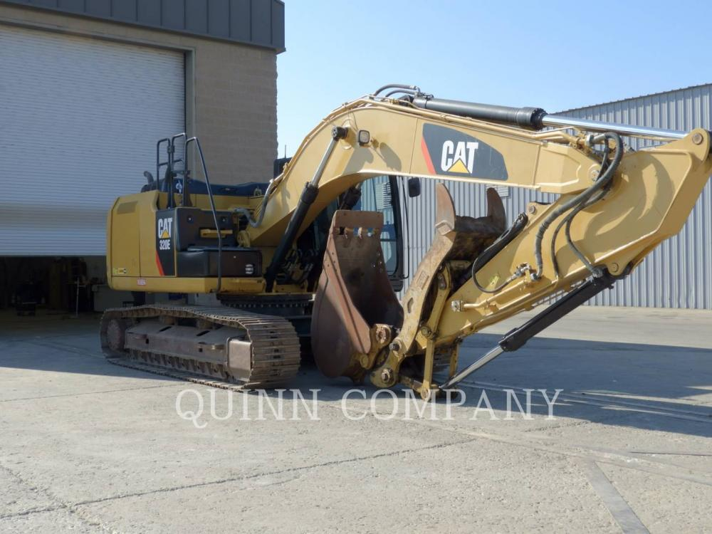 Detail photo of 2014 Caterpillar 320E from Construction Equipment Guide