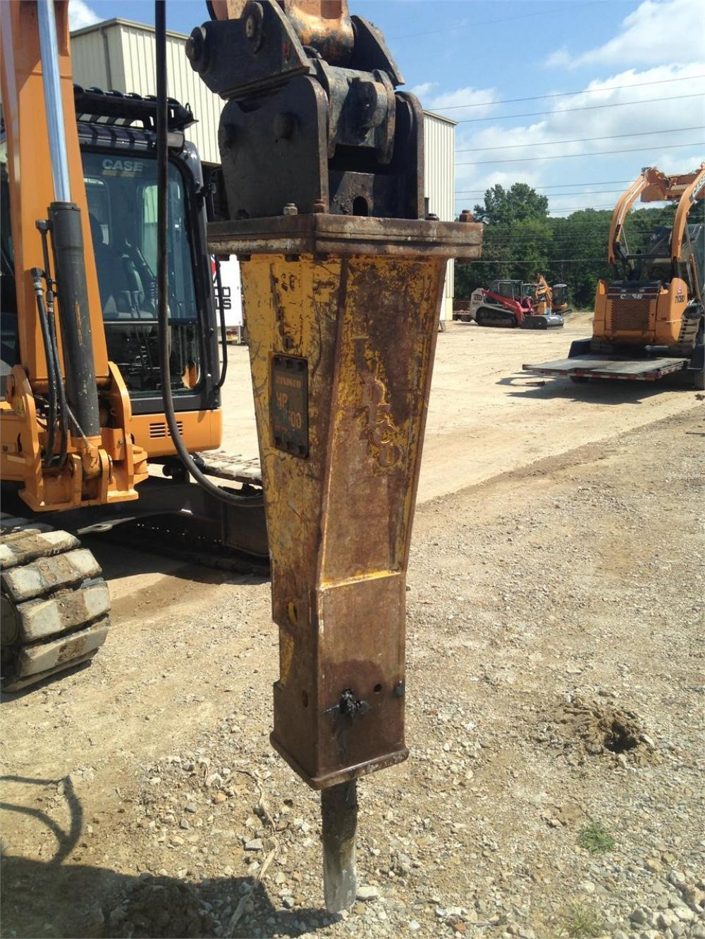 Detail photo of 2011 Indeco HP1500 from Construction Equipment Guide