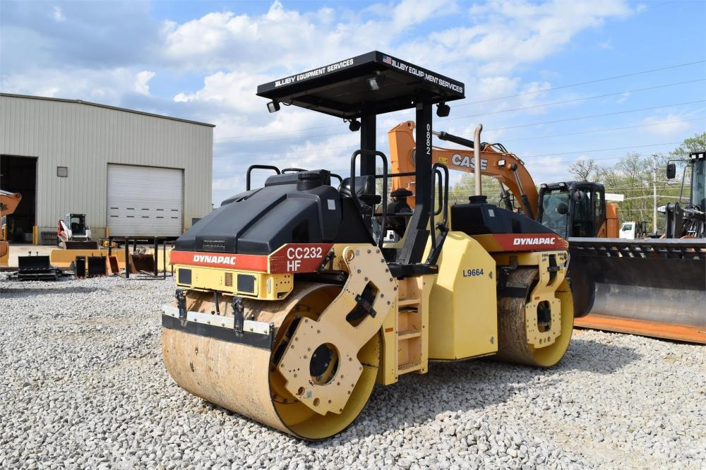 Detail photo of 2006 Dynapac CC232 from Construction Equipment Guide