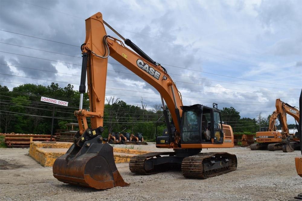 Detail photo of 2016 Case CX250D from Construction Equipment Guide