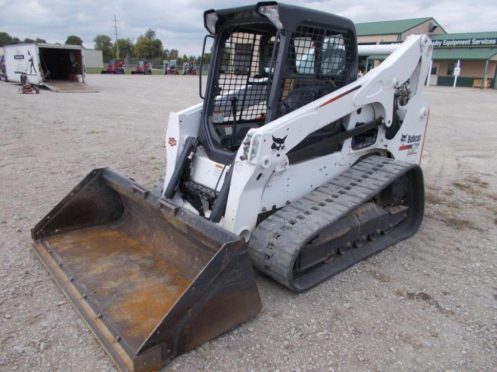 Detail photo of 2016 Bobcat T750 from Construction Equipment Guide