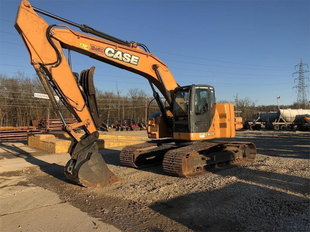 Detail photo of 2013 Case CX225 from Construction Equipment Guide