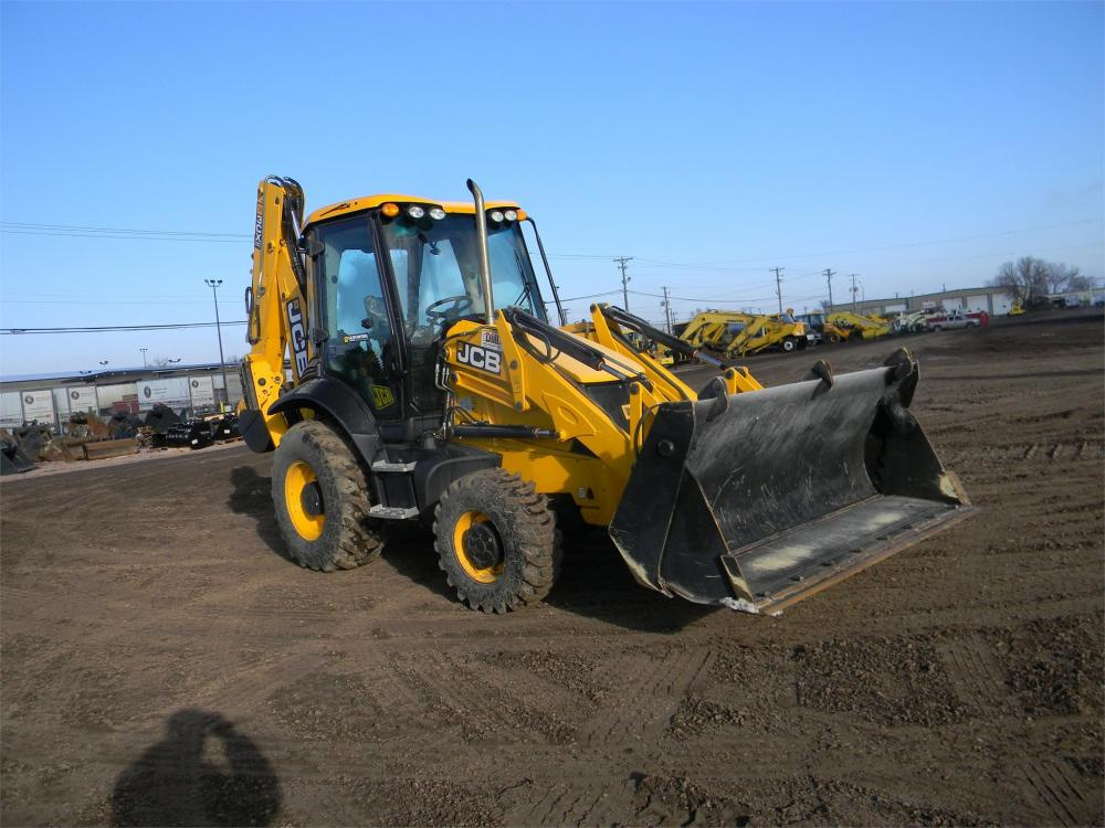 Detail photo of 2015 JCB 3CX 14 from Construction Equipment Guide