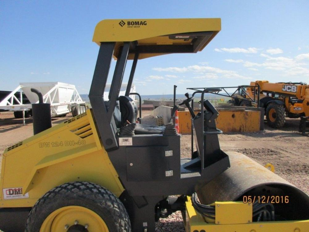 Detail photo of 2016 Bomag BW 124 DH-40 from Construction Equipment Guide