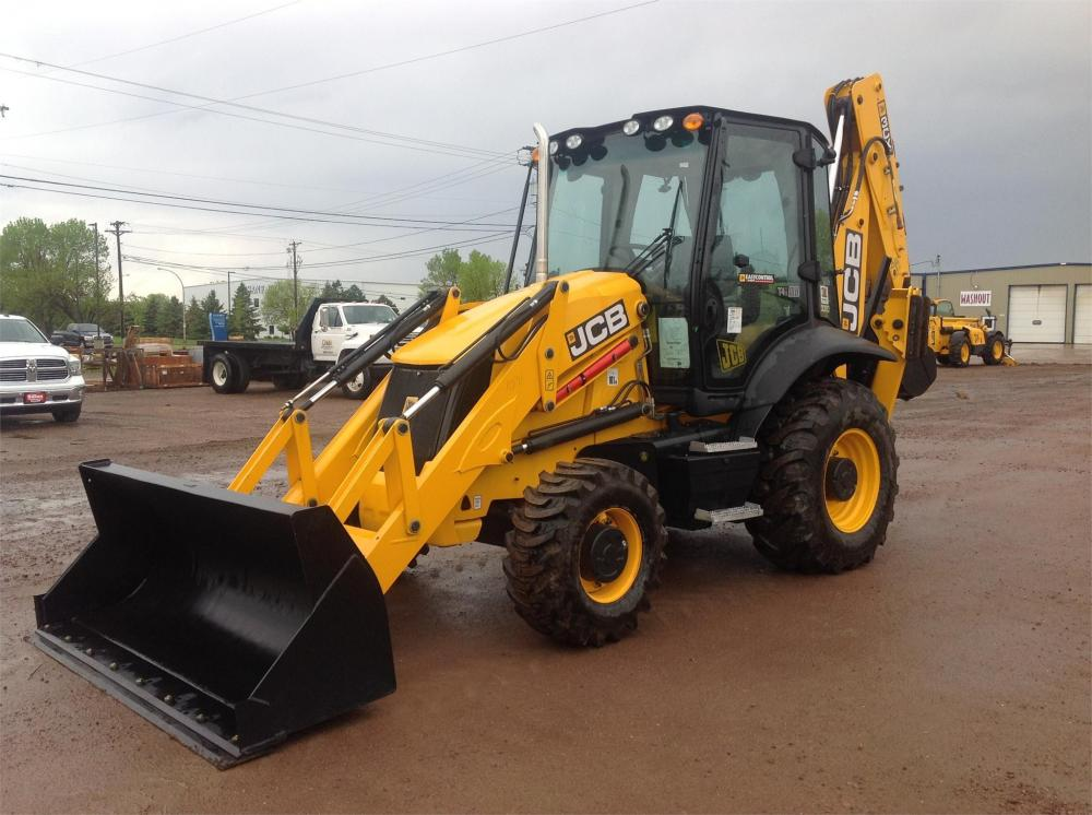 Detail photo of 2016 JCB 3CX 14 from Construction Equipment Guide