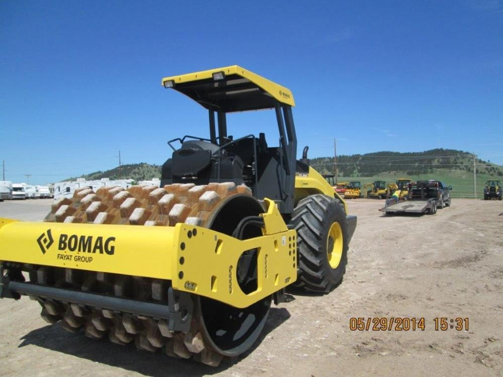 Detail photo of 2014 Bomag BW 213 PDH-40 from Construction Equipment Guide