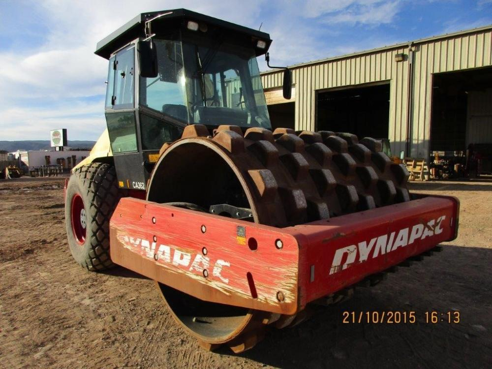 Detail photo of 2012 Dynapac CA362D from Construction Equipment Guide