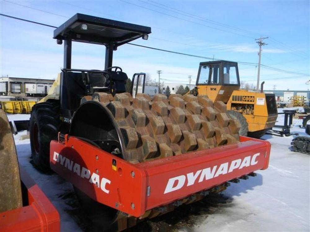 Detail photo of 2012 Dynapac CA260PD from Construction Equipment Guide