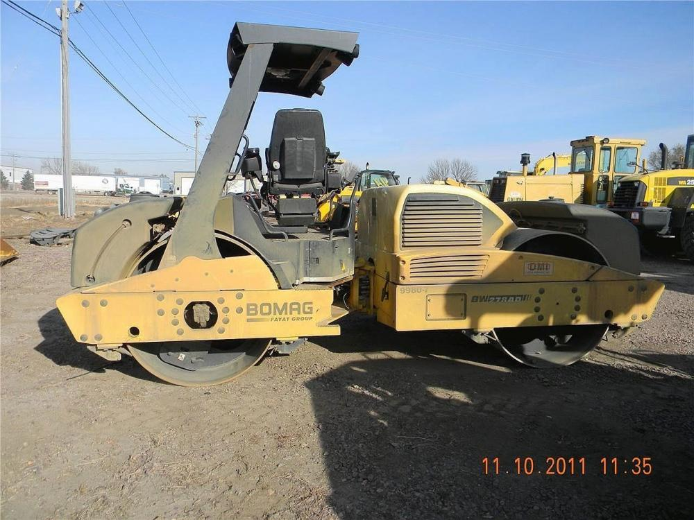 Detail photo of 2008 Bomag BW 278 AD from Construction Equipment Guide