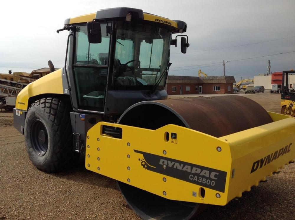 Detail photo of 2018 Dynapac CA3500PD from Construction Equipment Guide