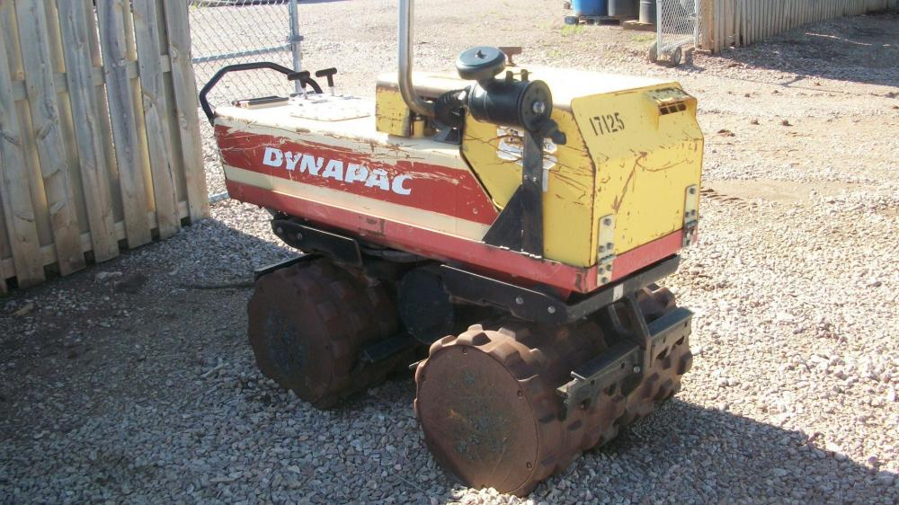 Detail photo of 2002 Dynapac LP852 from Construction Equipment Guide