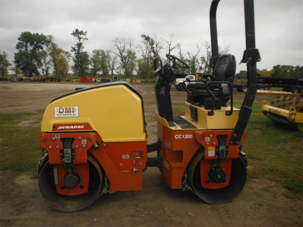Detail photo of 2011 Dynapac CC1200 from Construction Equipment Guide
