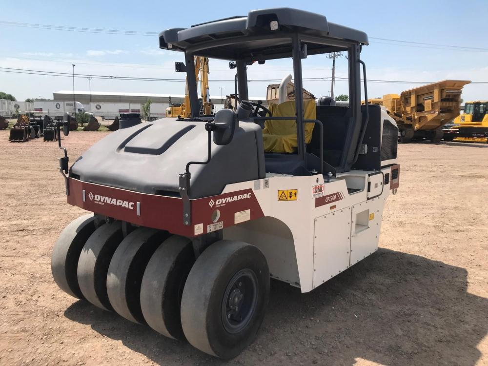 Detail photo of 2018 Dynapac CP1200 from Construction Equipment Guide