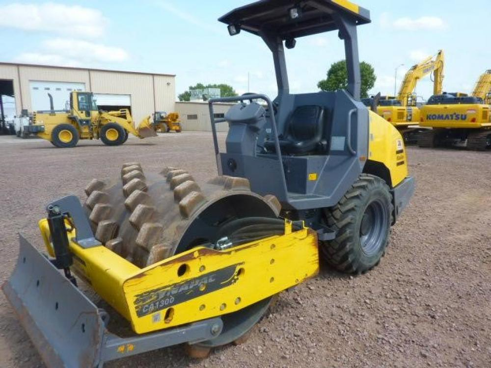 Detail photo of 2015 Dynapac CA1300PD from Construction Equipment Guide