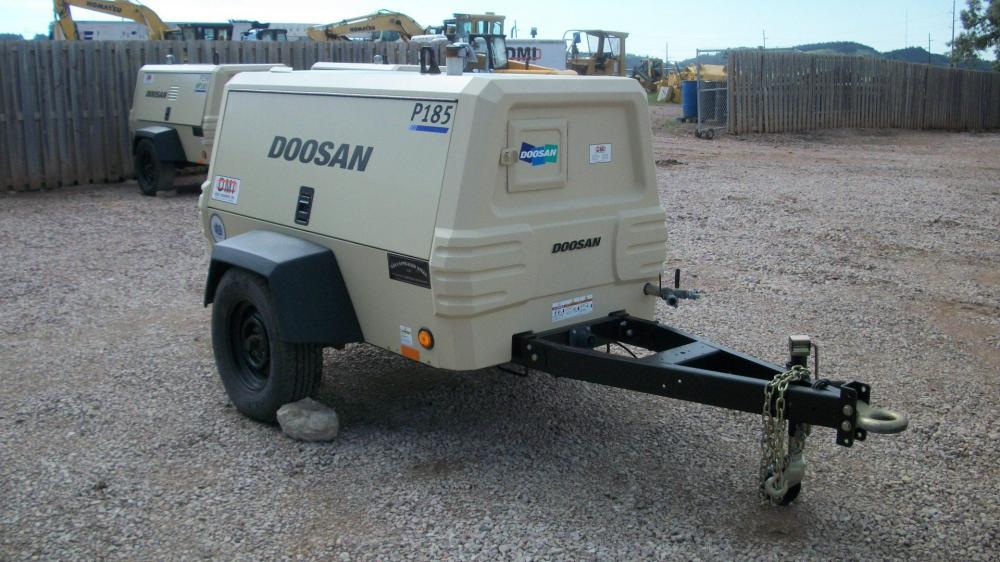 Detail photo of 2014 Doosan Portable Power P185WDZ-T4F from Construction Equipment Guide